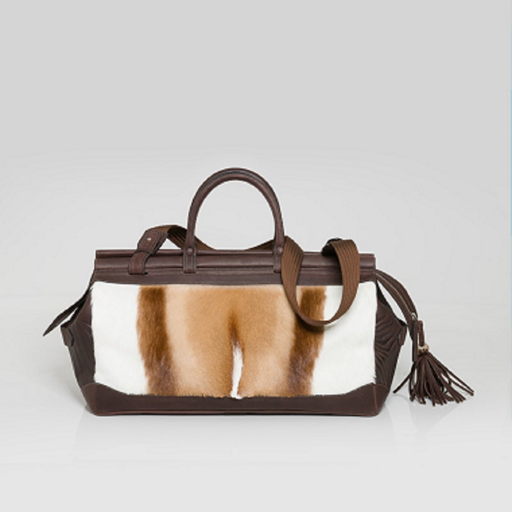PREMIER SPRINGBOK BROWN TRAVELER