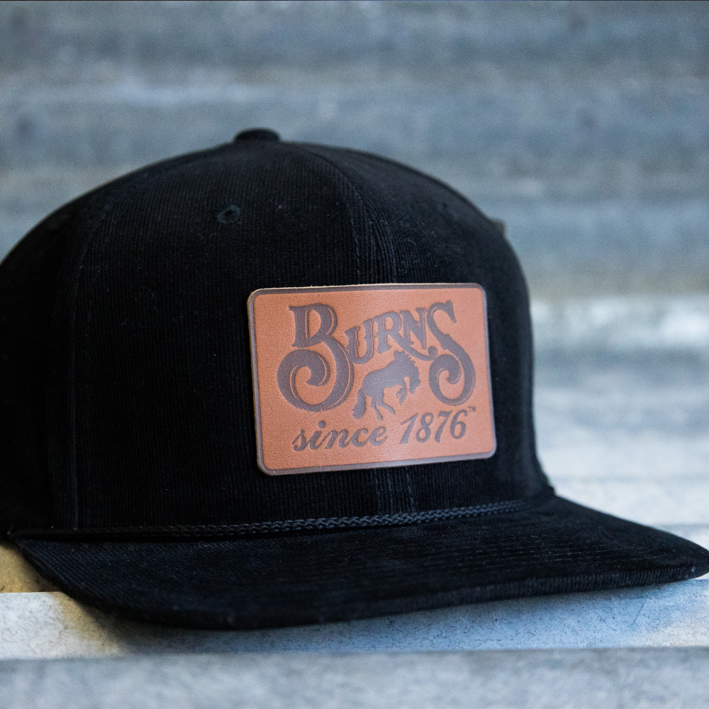 Timberline Cap Black (14 AVAILABLE)