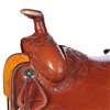 "BURNS SADDLERYâ""¢ ASSOCIATION RANCH SADDLE"