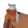 BURNS SADDLERY™ F.L. WADE RANCH SADDLE