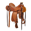 "BURNS SADDLERYâ""¢ FLAT CREEK PACKER SADDLE"