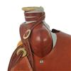 BURNS SADDLERY™ WESTERN PACKER SADDLE