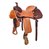 BURNS SADDLERY™ RANCH CUTTER SADDLE