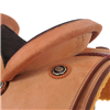 BURNS SADDLERY™ RANCH ROPER SADDLE
