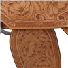 BURNS SADDLERY™ BORDER/5X TOOLED REINER
