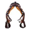 HOGG BULLDOGGER W/ FULL ELEPHANT SEAT