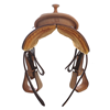 BURNS SADDLERY HOWARD COUNCIL CALF ROPER