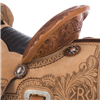 BURNS SADDLERY D. SUNFLOWER BARREL