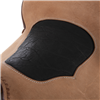 BURNS CHOCOLATE RO BARREL SADDLE