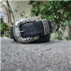3 PC FILIGREE BUCKLE SET (2 AVAILABLE)