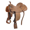 BURNS SADDLERY HOWARD COUNCIL CALF ROPER ()