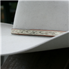 NATURAL MONTIE MONTANA SILVER HATBAND (2 AVAILABLE)