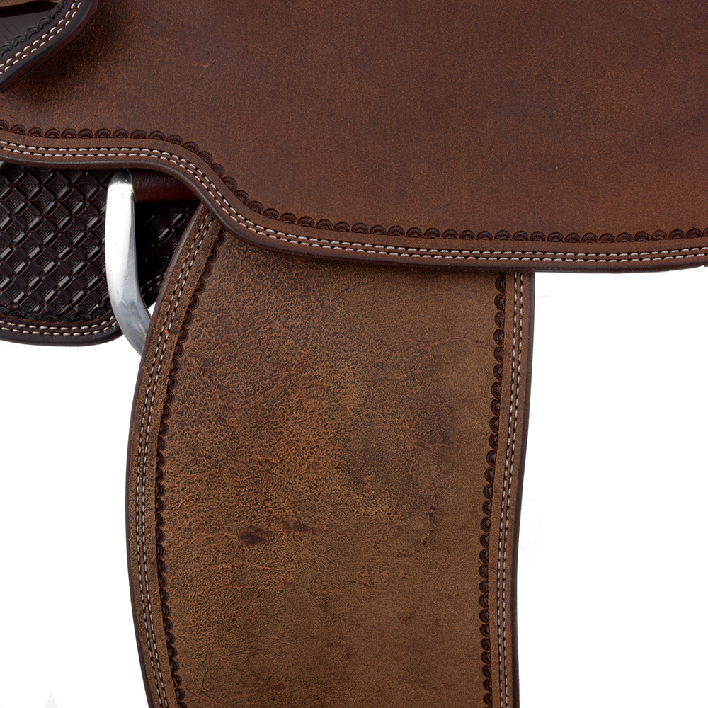 BURNS CUTTING SADDLE