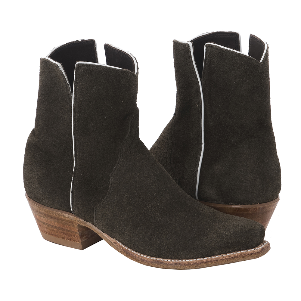 LADIES SHORTY MORTAR ROUGHOUT