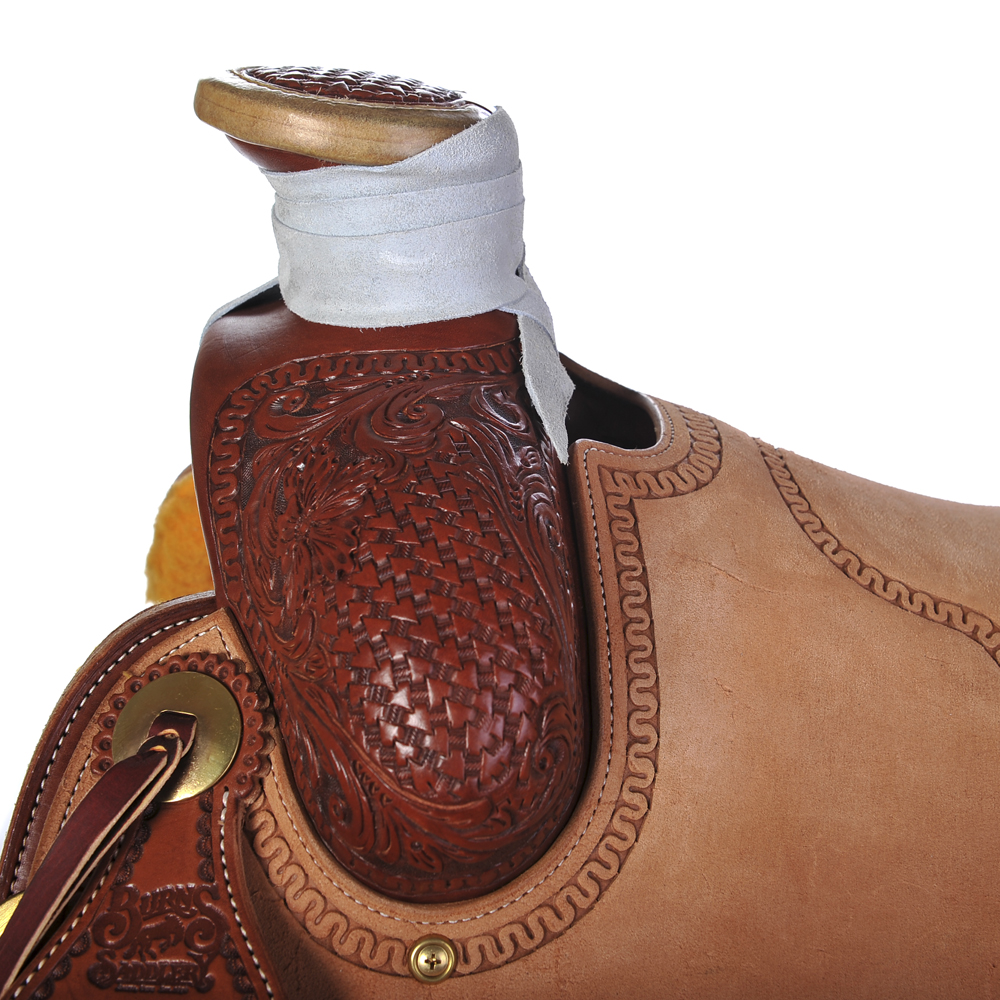 BURNS SADDLERY™ ASSOCIATION SADDLE