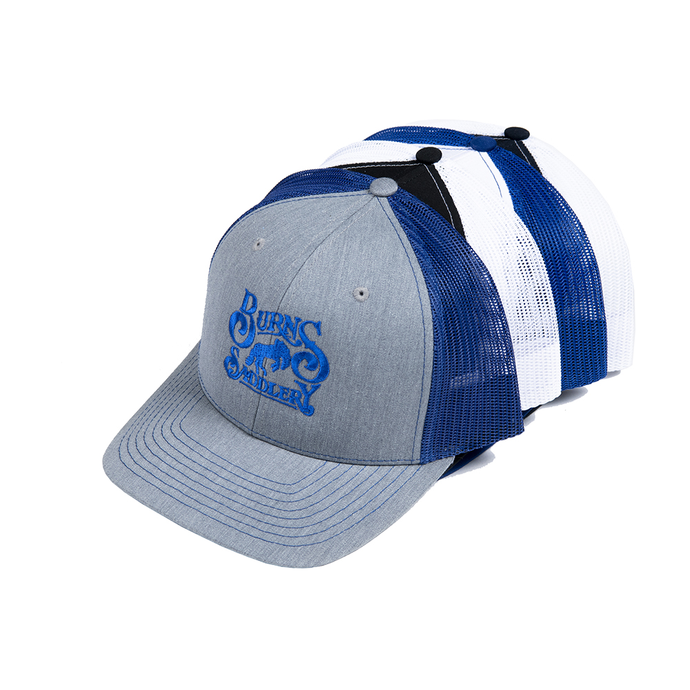 Burns Saddlery Trucker SnapBack Cap