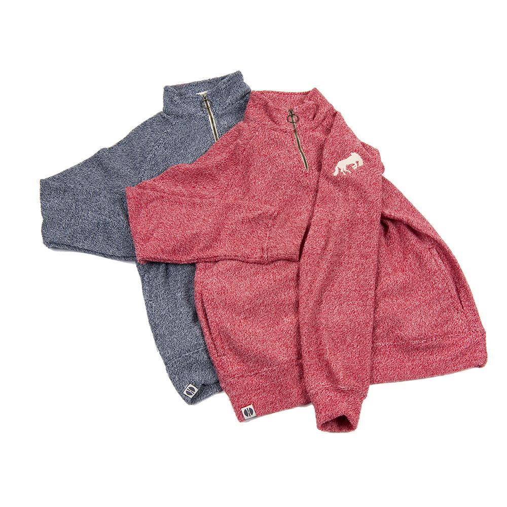 Ladies Luna Cuddly 1/4 Zip Pullover