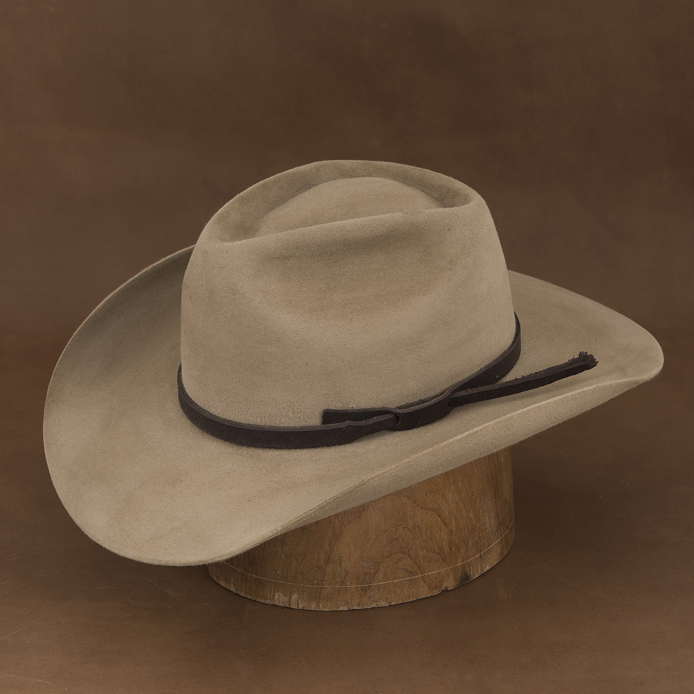 """SPORTSMAN BELLY CURL 3.75"""" CHAMPAGNE DISTRESSED"""