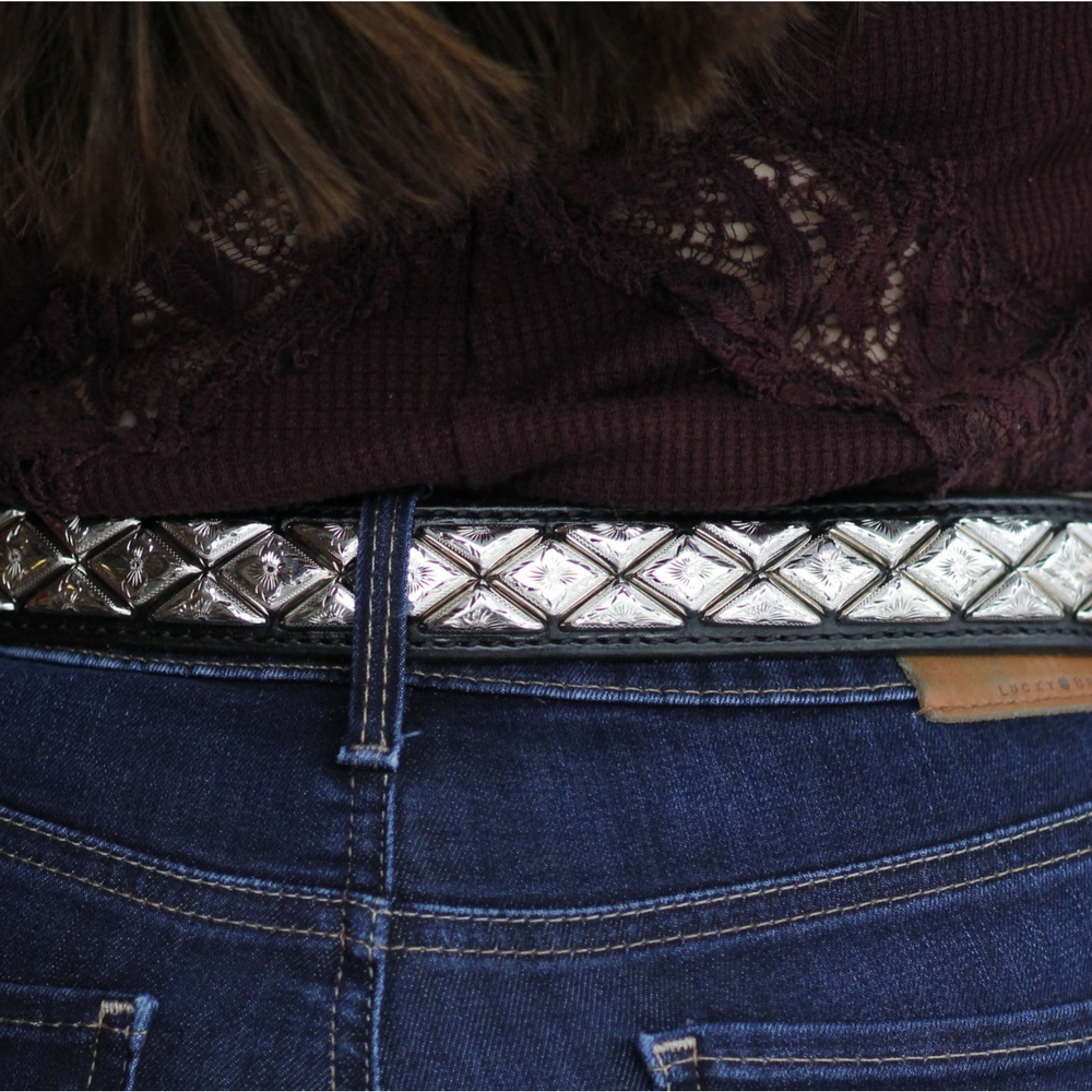 TAPER DIAMOND 1/2 DIAMOND BELT