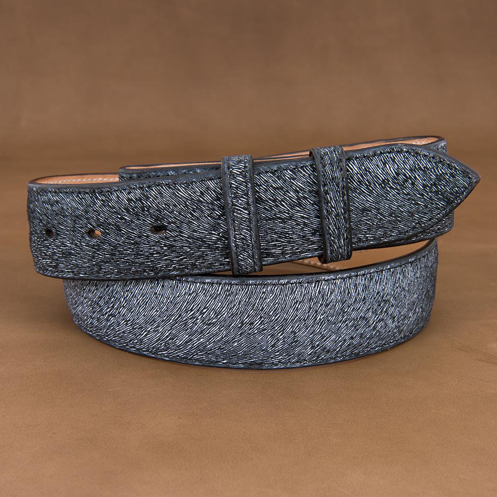 1 1/2' Galaxy Boar Blue Belt w/Billets