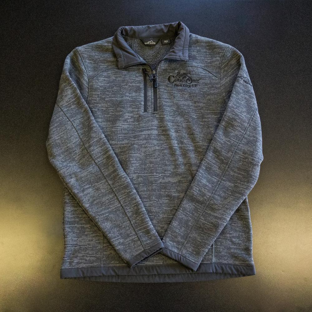Men's 1/2 Zip Fleece Sweater
