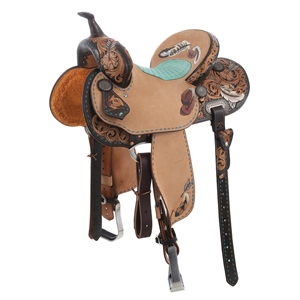 BURNS BLACKHAWK BARREL SADDLE