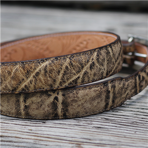 TAPER VINTAGE PEAT ELEPHANT BELT