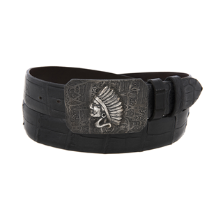 SST DAMASCUS BUCKLE WITH SS SIDE CHIEF