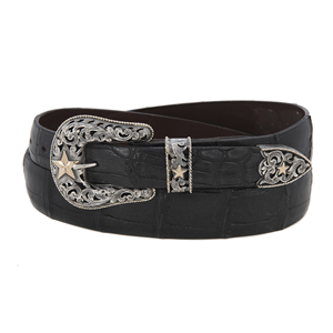 SST PREMIER BUCKLE WITH 14K STAR