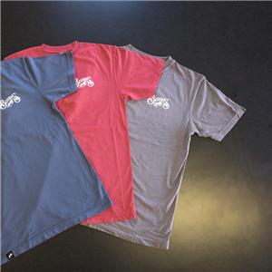 Garment Dye T-Shirt Cinder Gray