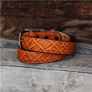 "1 1/2"" HONEY ELEPHANT BELT"