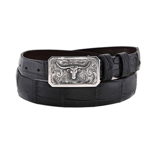 SUNSET TRAILS STOCK WESTERN BUCKLE