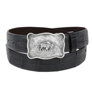 SUNSET TRAILS SWEETWATER BISON BUCKLE