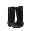 LADIES BK OSTRICH COWBOY BOOT
