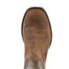 Men's Cowboy Canella Goat Arrow Stitch Tobac Goat Upper