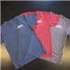 Garment Dye T-Shirt Shiraz Red