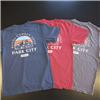 Garment Dye T-Shirt Blue Horizon