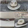 CUSTOM SHAPE OFF HAT MADE BY JKQ